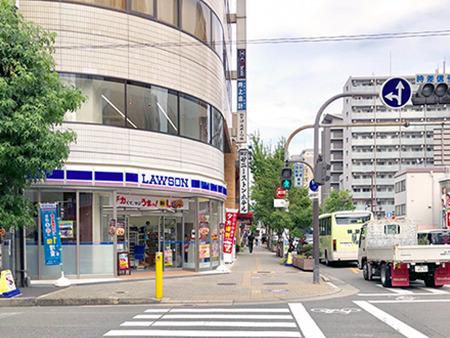 東京中央美容外科江坂院 御堂筋線ルート06
