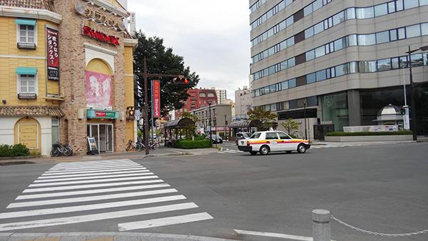 東京中央美容外科福島院JRルート01