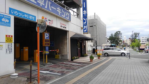 東京中央美容外科福島院JRルート02