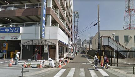 東京中央美容外科福島院JRルート03