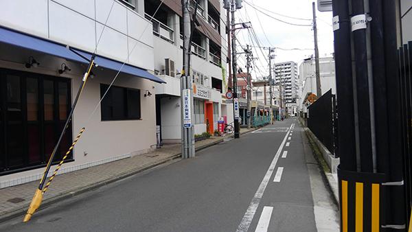 東京中央美容外科福島院JRルート04