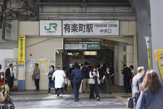 東京中央美容外科銀座院JRルート01