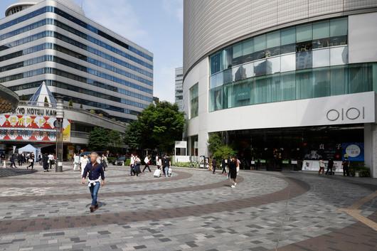 東京中央美容外科銀座院JRルート02