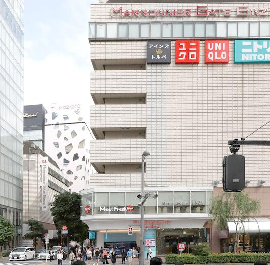 東京中央美容外科銀座院JRルート04