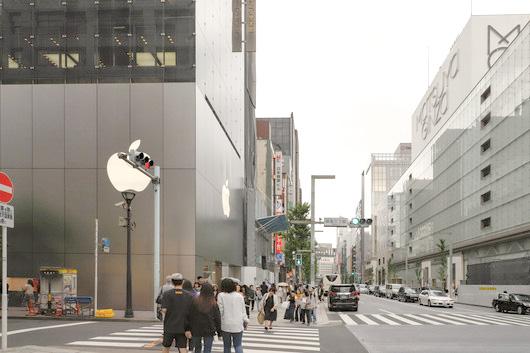 東京中央美容外科銀座院東京メトロ銀座駅ルート03