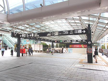 東京中央美容外科浜松院JRルート02