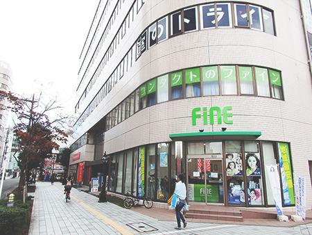 東京中央美容外科浜松院JRルート01