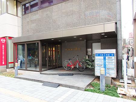 東京中央美容外科浜松院JRルート08