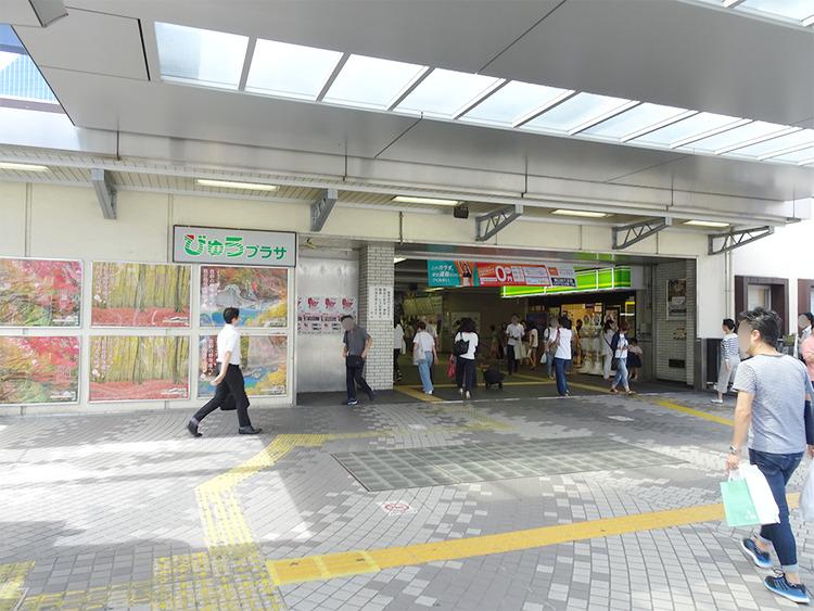東京中央美容外科川口院 JRルート01