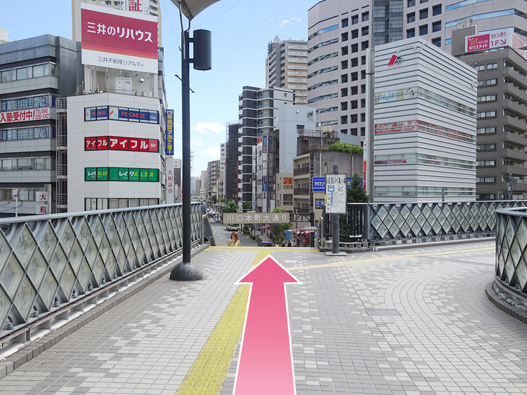 東京中央美容外科川口院 JRルート04