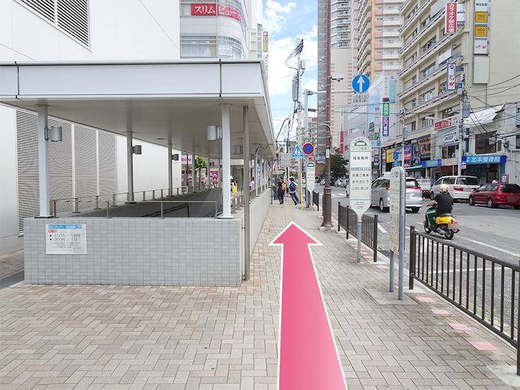 東京中央美容外科川口院 JRルート05