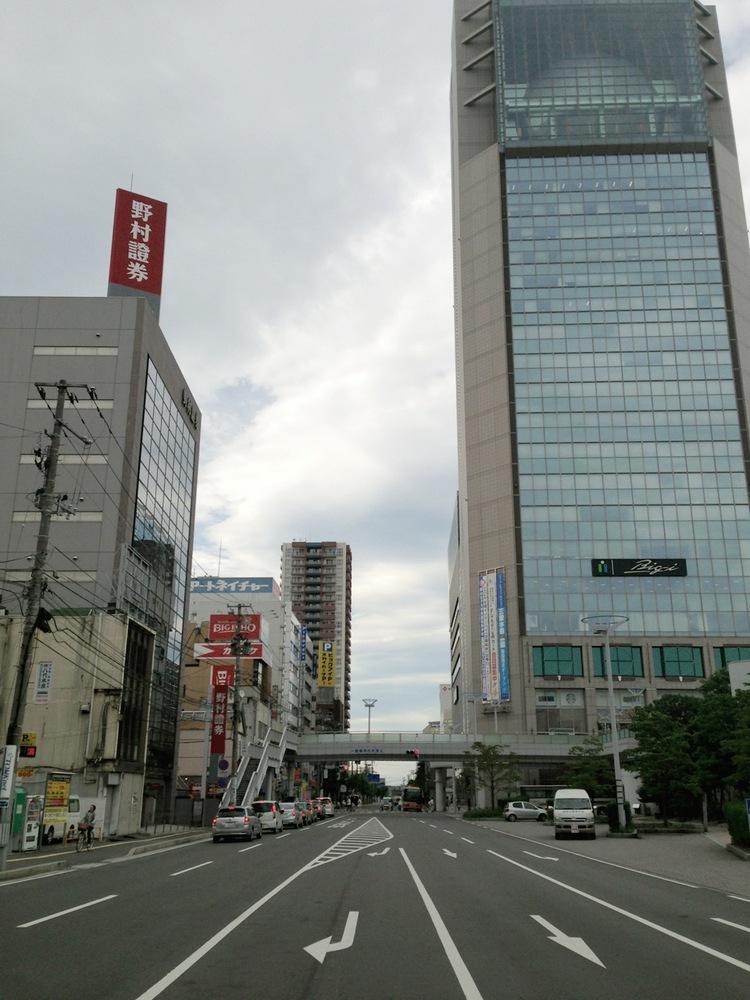 東京中央美容外科郡山院 JRルート02