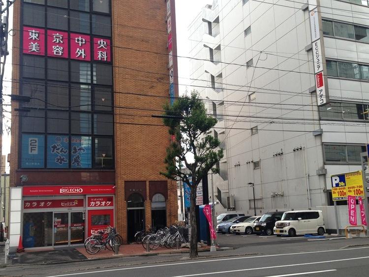 東京中央美容外科郡山院 JRルート03