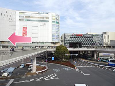 東京中央美容外科水戸院JRルート03