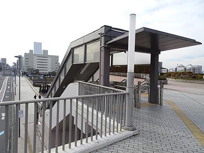 東京中央美容外科水戸院JRルート04