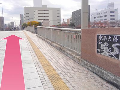 東京中央美容外科水戸院JRルート06