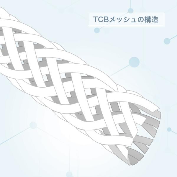 TCBメッシュの構造
