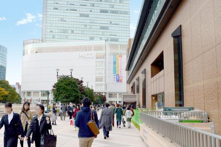 東京中央美容外科仙台院JRルート02
