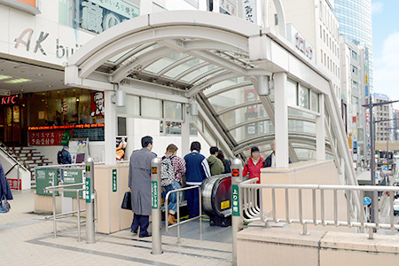 東京中央美容外科仙台院JRルート05