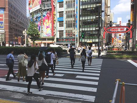 東京中央美容外科新宿東口院 JRルート05