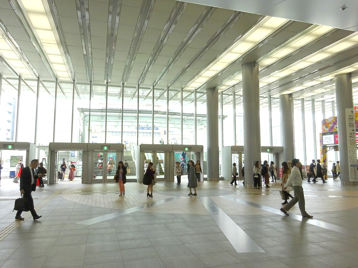 新横浜美容外科血管外科クリニック JRルート01