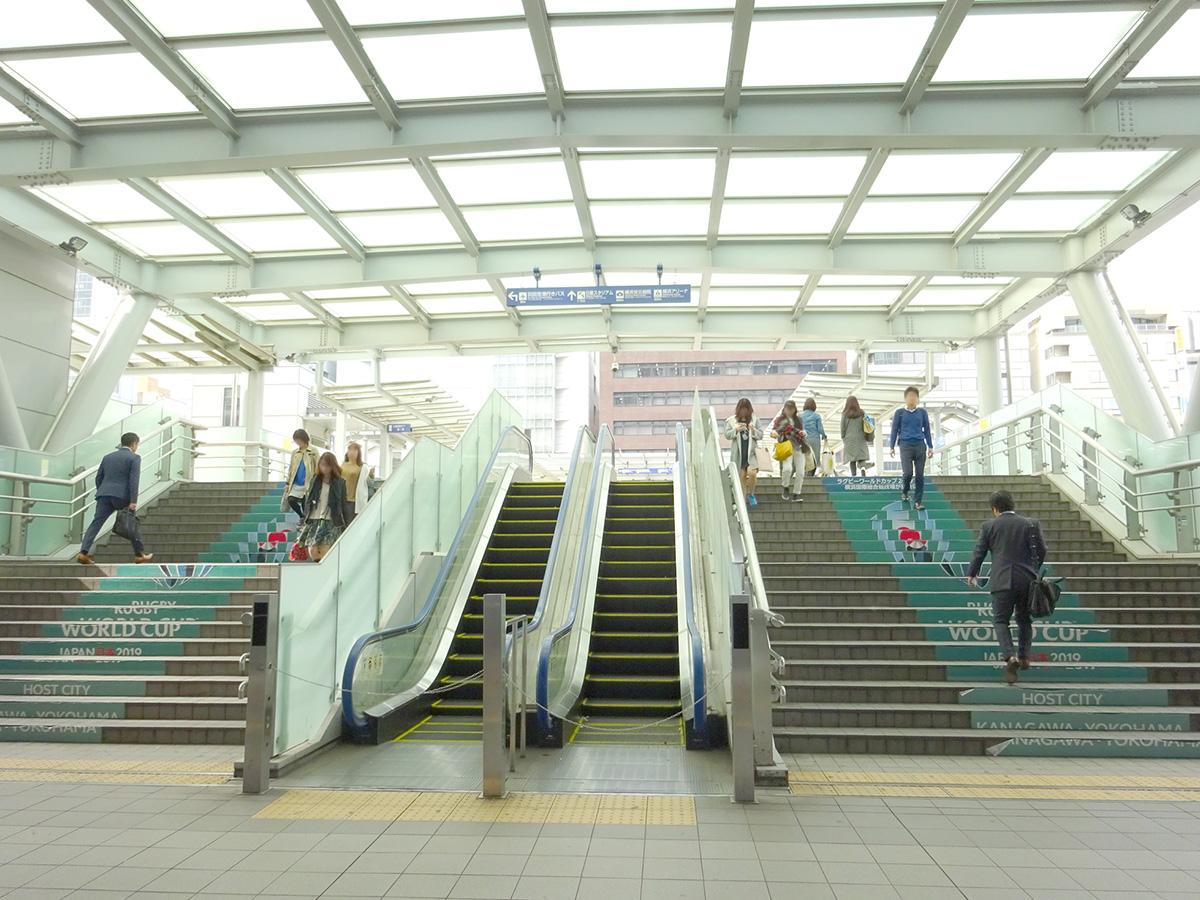 新横浜美容外科血管外科クリニック JRルート02