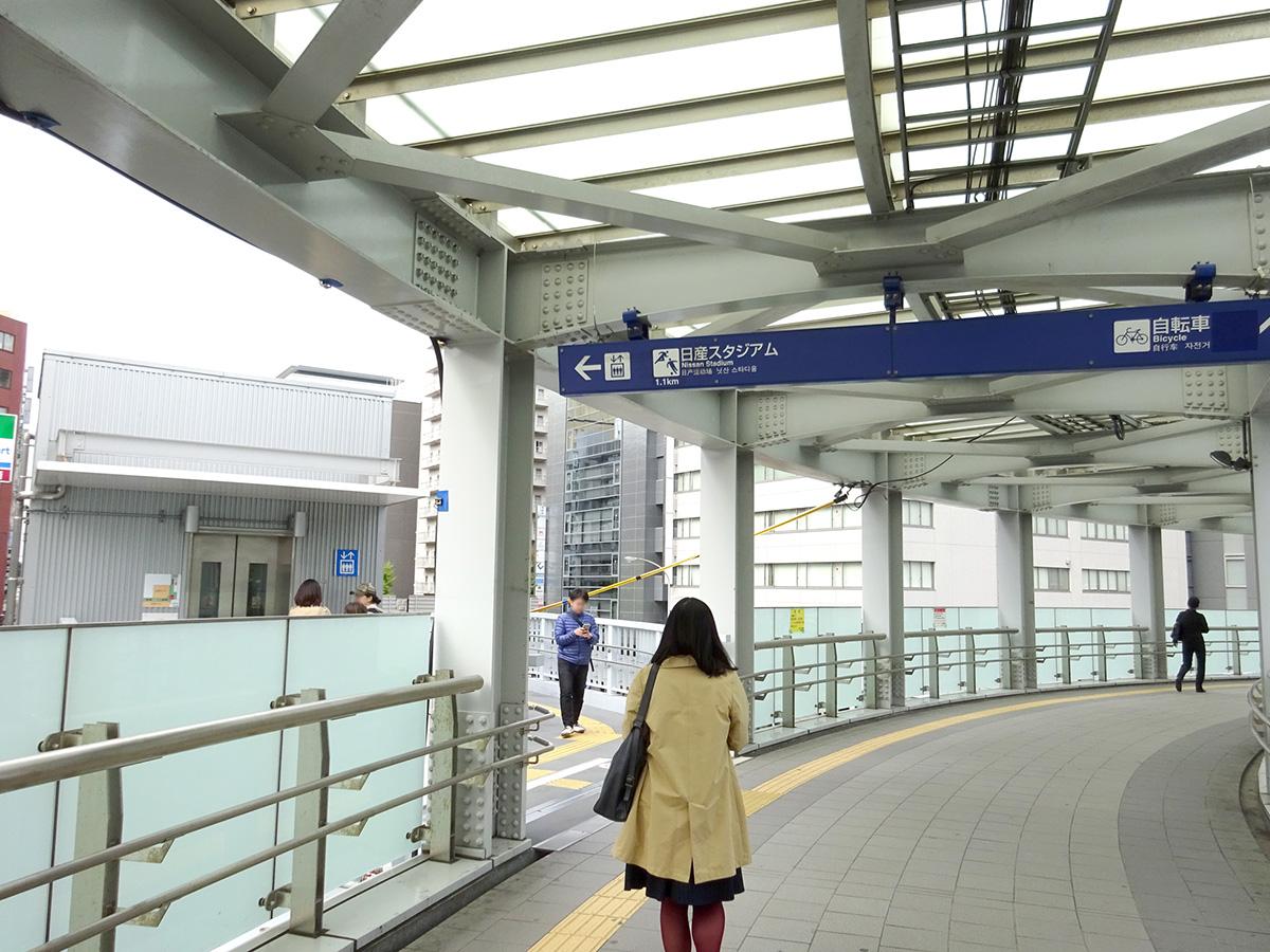 新横浜美容外科血管外科クリニック JRルート05