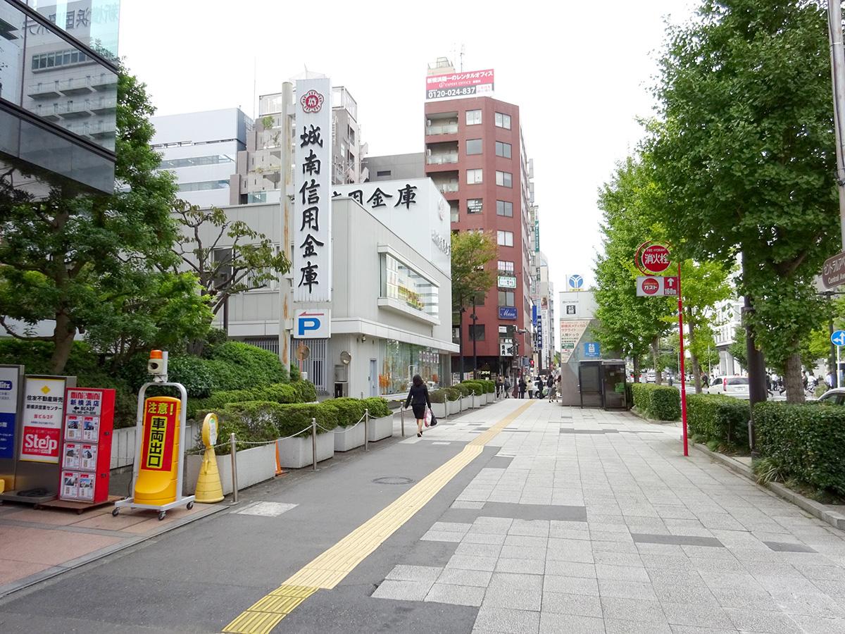 新横浜美容外科血管外科クリニック JRルート07