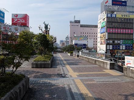 東京中央美容外科宇都宮院JRルート02